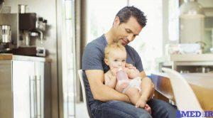 درمان-نفخ-نوزاد